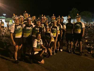 Rob Young Team Courage Coneheads